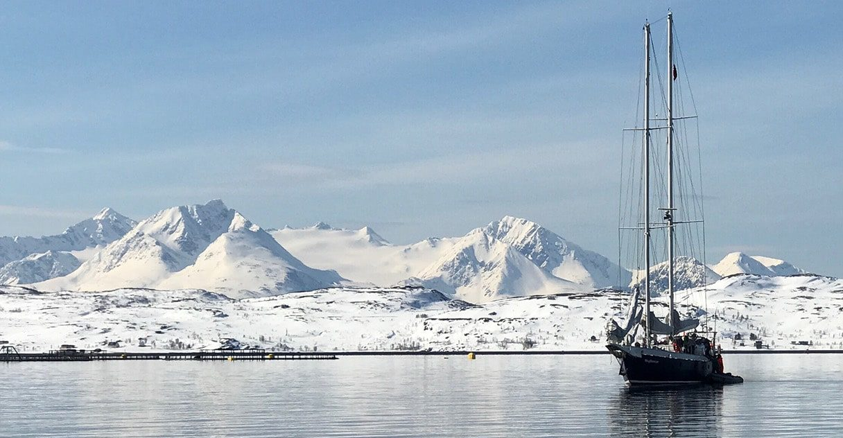 Sail to Ski Lyngen Alps