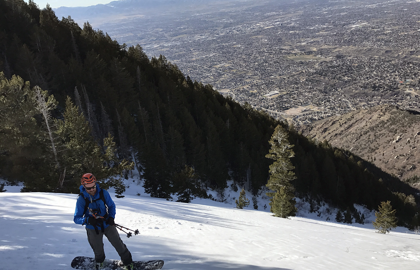 Wasatch Utah Ski Guide - In the Company of Guides