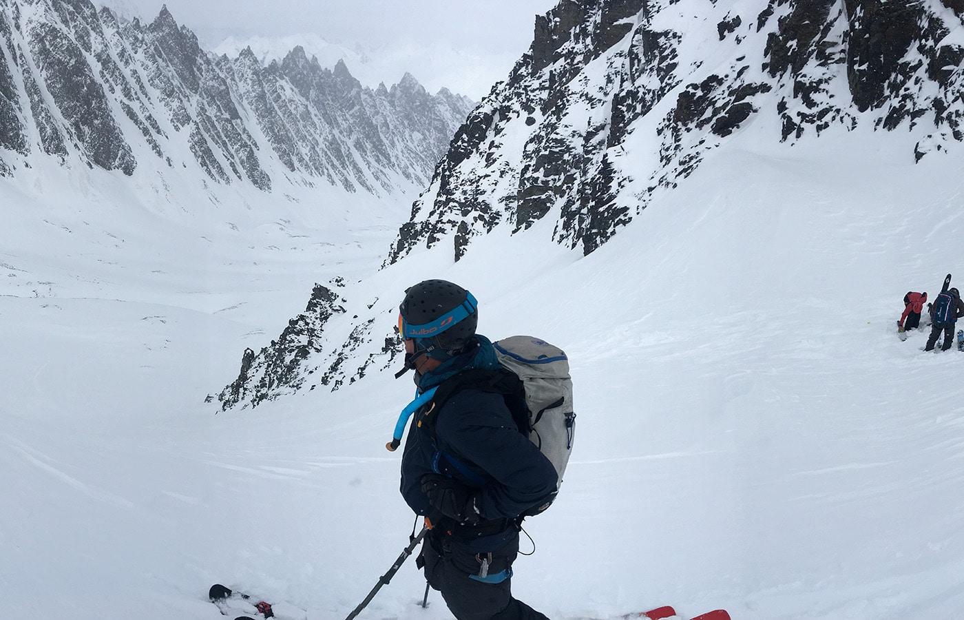 Ski Touring in Valdez, Alaska