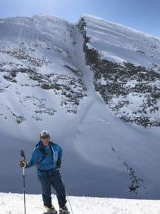Stay Warm Backcountry Skiing