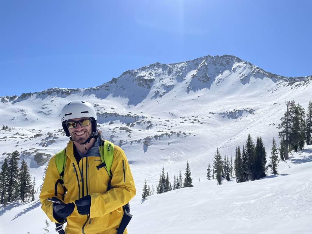 Wasatch Backcountry Skiing